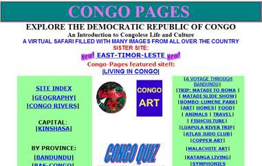 Congo Pages
