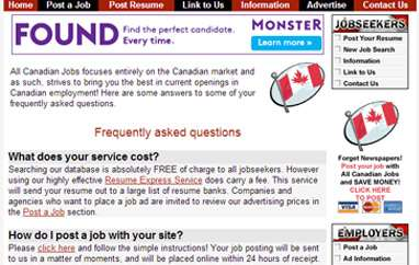 All Canadian Jobs