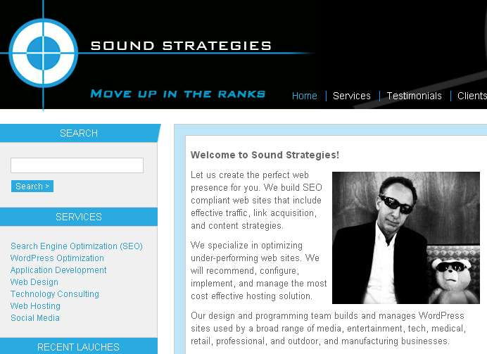 Sound Strategies