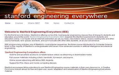 Stanford Engineering Everywhere