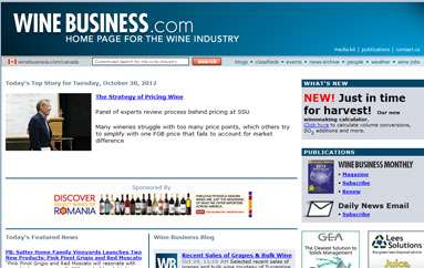 Wine Business