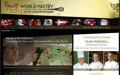 World Pastry Team Championship