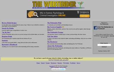 The Webtender