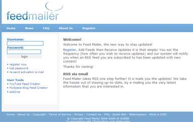 Feed Mailer