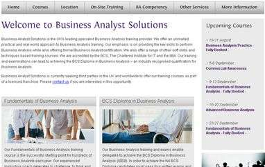 Business Analyst Solutions